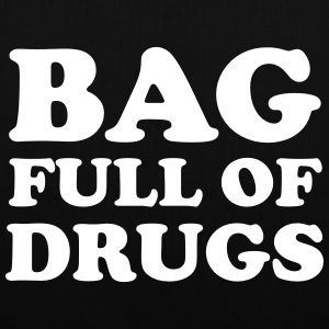 Bag full of drugs Bolsas y mochilas - Bolsa de tela