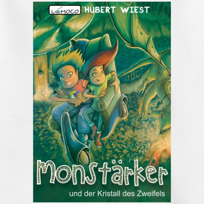 Monstärker (Kinder-T-Shirt)
