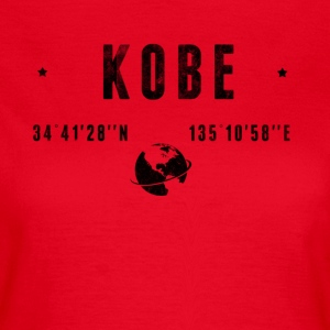 Kobé T-Shirts - Frauen T-Shirt