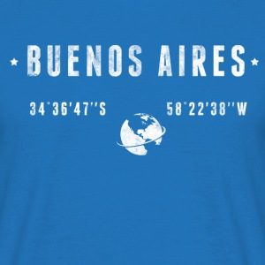 Buenos Aires T-shirts - Mannen T-shirt