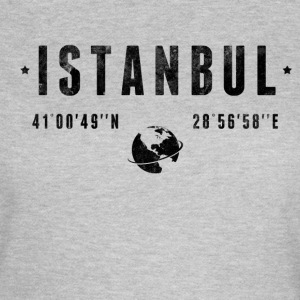 Istanbul Tee shirts - T-shirt Femme