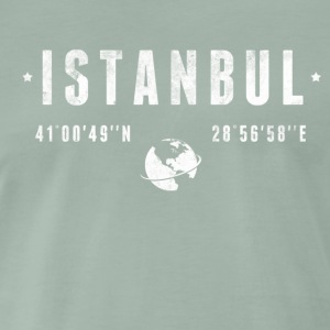 Istanbul Tee shirts - T-shirt Premium Homme