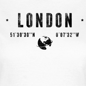 London T-shirts - Vrouwen T-shirt