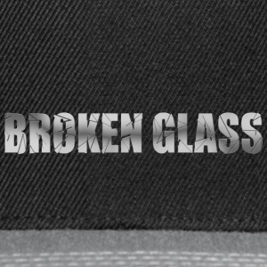 Broken Glass Kasketter & huer - Snapback Cap