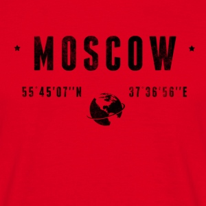 Moscow Tee shirts - T-shirt Homme