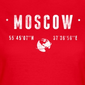 Moscow T-shirts - Vrouwen T-shirt