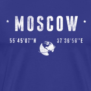 Moscow Tee shirts - T-shirt Premium Homme