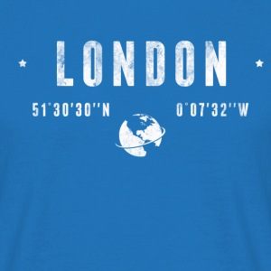 London T-shirts - Mannen T-shirt