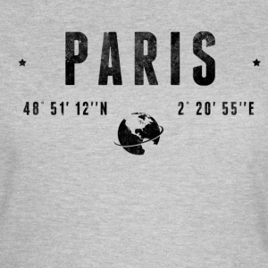 Paris T-shirts - Dame-T-shirt