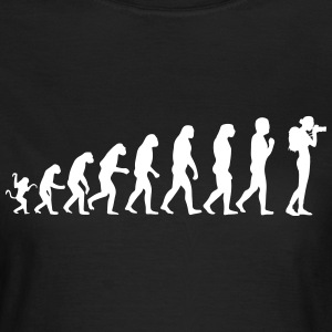 Evolution fotografieren T-Shirts - Frauen T-Shirt