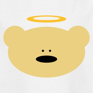 Teddy bear Angel Shirts - Teenage T-shirt