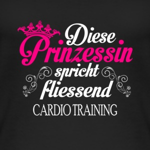 Cardio Training - Prinzessin Tops - Frauen Bio Tank Top