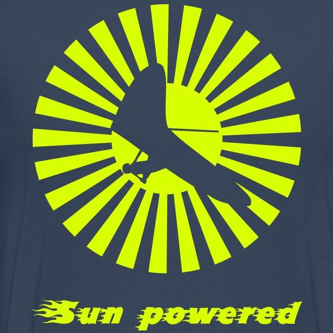 HG SUN POWERED