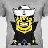 Minion Clown 8 - Männer Vintage T-Shirt