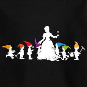 Snow White and the Seven Dwarfs Shirts - Kids' T-Shirt
