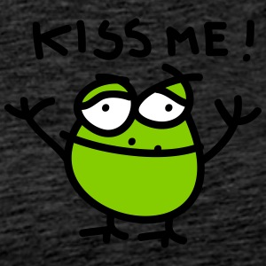 kiss me T-Shirts - Men's Premium T-Shirt