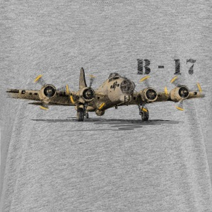 Bomber B-17 T-Shirts - Teenager Premium T-Shirt