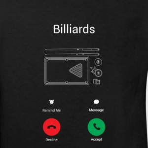 Billiard calls Shirts - Kids' Organic T-shirt