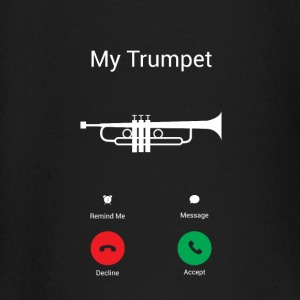The trumpet calls Baby Long Sleeve Shirts - Baby Long Sleeve T-Shirt