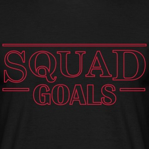Squad Goals - Men's T-Shirt