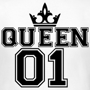 Queen with crown 01 Shirt T-Shirts - Frauen T-Shirt
