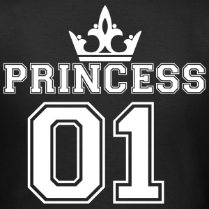 Princess with crown 01 T-Shirts - Frauen T-Shirt