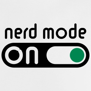 Nerd Mode On (Geek / Computer Freak) Baby Shirts  - Baby T-Shirt