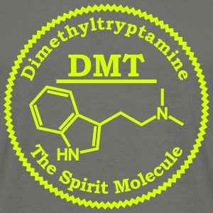 Dimethyltryptamine DMT Tee shirts - T-shirt Homme