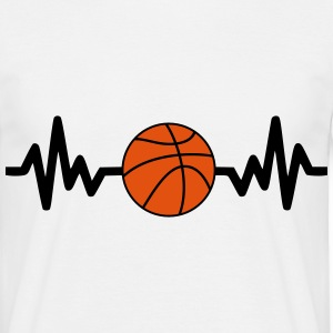 Basketball is life - Basket team t-shirt - Men's T-Shirt