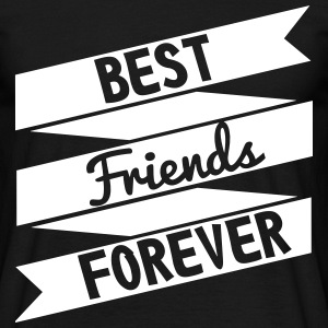 best friends T-shirts - Mannen T-shirt