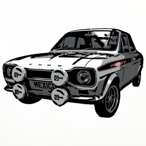 Mk1 Escort Mugs & Drinkware - Coasters (set of 4)