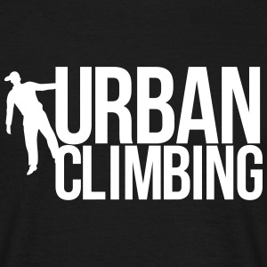 urban climbing T-Shirts - Men's T-Shirt
