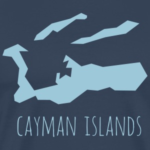 Cayman Islands T-Shirts - Männer Premium T-Shirt