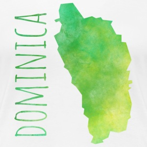 Dominica T-Shirts - Frauen Premium T-Shirt