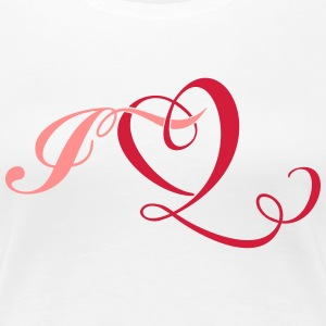I love ... T-Shirts - Frauen Premium T-Shirt