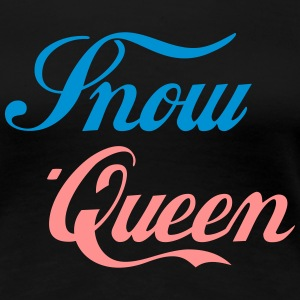 Snow Queen T-Shirts - Frauen Premium T-Shirt