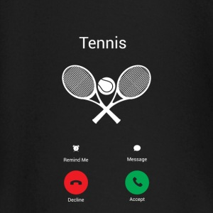 Tennis Gets! Baby Long Sleeve Shirts - Baby Long Sleeve T-Shirt