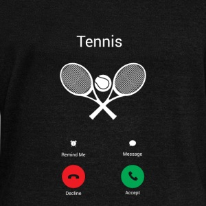 Tennis Gets! Hoodies & Sweatshirts - Women's Boat Neck Long Sleeve Top