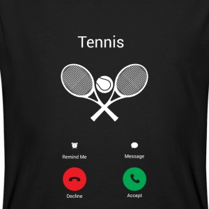 Tennis Gets! T-Shirts - Men's Organic T-shirt