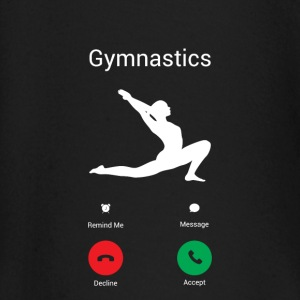 Gymnastics is calling! Baby Long Sleeve Shirts - Baby Long Sleeve T-Shirt