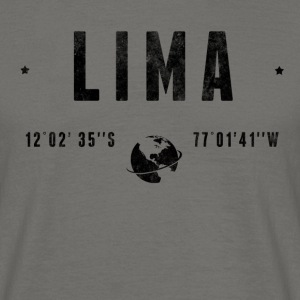 LIMA Tee shirts - T-shirt Homme