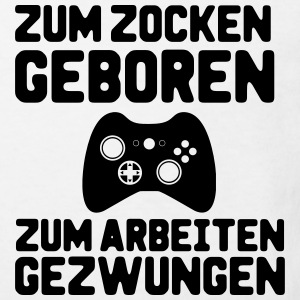 Gamers 4ever 2 Shirts - Kinderen Bio-T-shirt