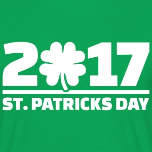 St. Patricks day 2017 T-Shirts - Männer T-Shirt