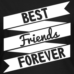 Best Friends Forever BFF  - T-shirt dam