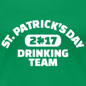 St. Patricks day 2017 T-Shirts - Frauen Premium T-Shirt