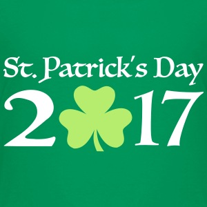 St. Patricks day 2017 T-Shirts - Kinder Premium T-Shirt