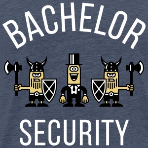 Bachelor Security Vikings (Stag Party / NEG) T-Shirts - Men's Premium T-Shirt