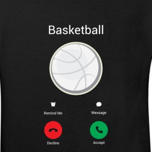 Basketball is calling me! Shirts - Kids' Organic T-shirt