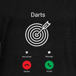 Darts Gets! Hoodies & Sweatshirts - Women's Boat Neck Long Sleeve Top