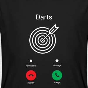 Darts Gets! T-Shirts - Men's Organic T-shirt